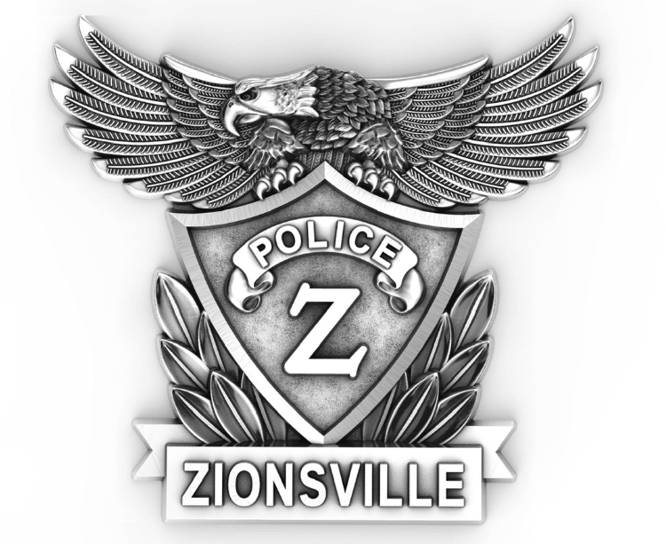 ZPD Hat Badge